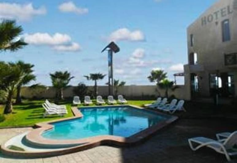 Hotel Canto del Mar, La Serena, Pool