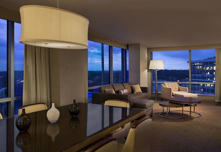 The Westin Arlington Gateway, Άρλινγκτον, Presidential Σουίτα, 1 Υπνοδωμάτιο, Δωμάτιο επισκεπτών