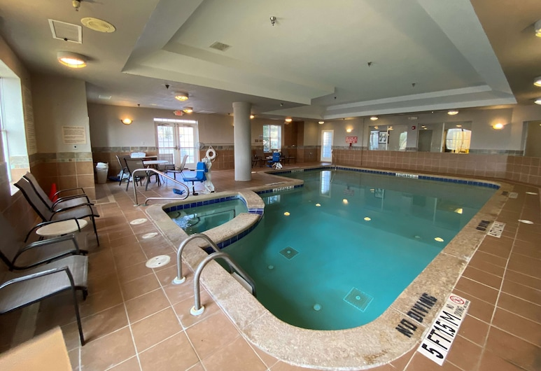 Country Inn & Suites by Radisson, Athens, GA, Athens, Indoor Pool