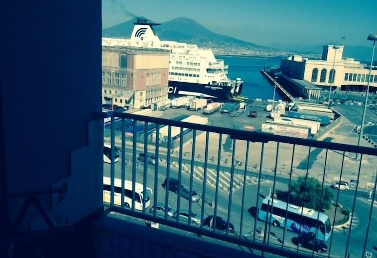 Hotel Bella Capri, Naples, Dvojlôžková izba, Balkón