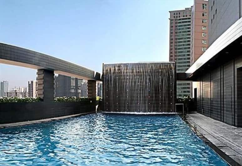 Jianguo Hotel Guangzhou, Guangzhou, Outdoor Pool