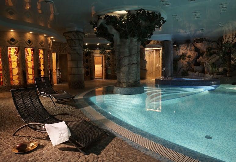 Khreschatyk City Center Hotel, Kiev, Spa