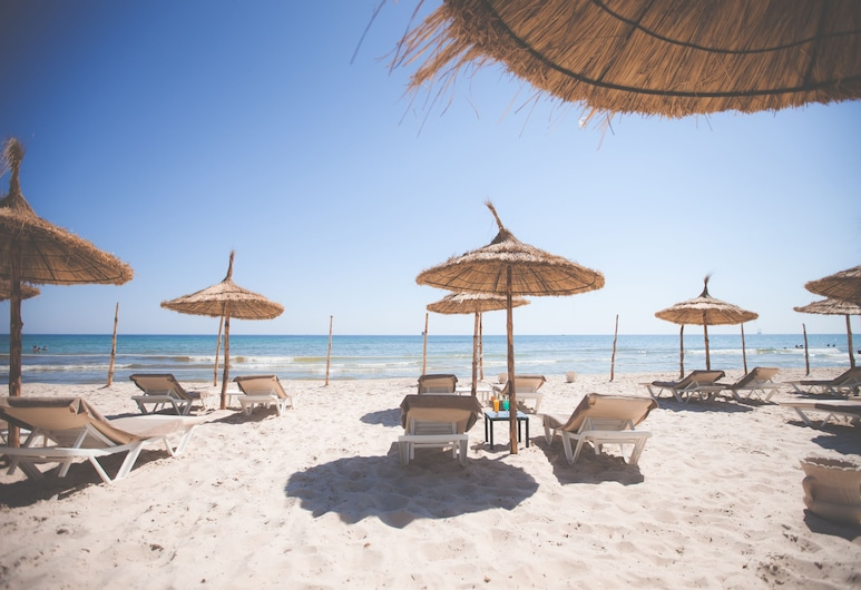 Sousse Palace Hotel & Spa, Sousse, Beach