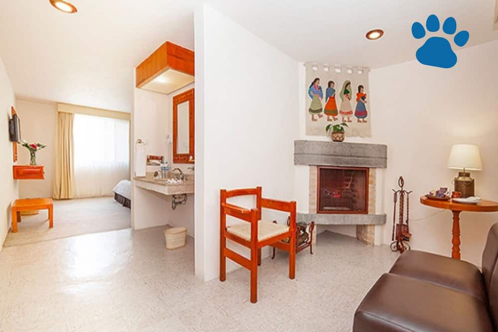Zimmer, 2Doppelbetten (Preferencial Full Board) - Badezimmer