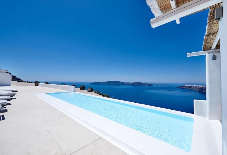 Rocabella Santorini Hotel, Santorini, Outdoor Pool