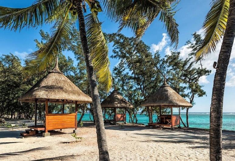 Cotton Bay Hotel, Isla Rodrigues, Playa