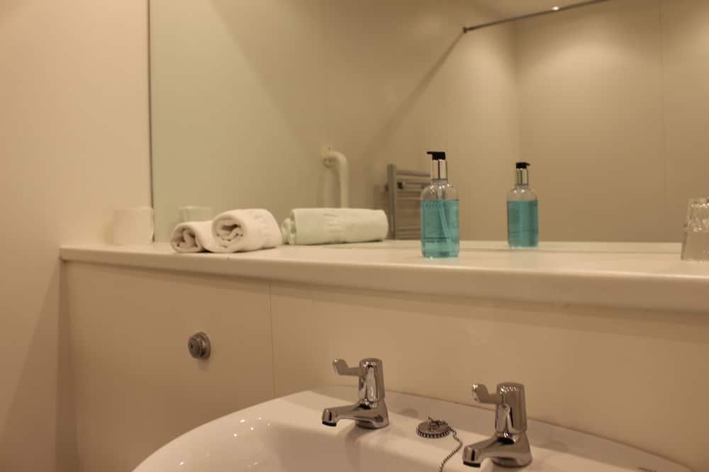 Dvojlôžková izba, vlastná kúpeľňa (King Size) - Kúpeľňa