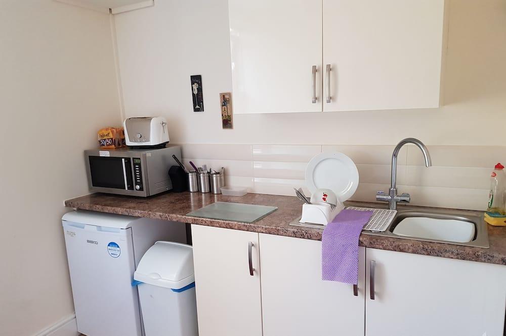 Dvojlôžková izba typu Basic - Spoločná kuchyňa