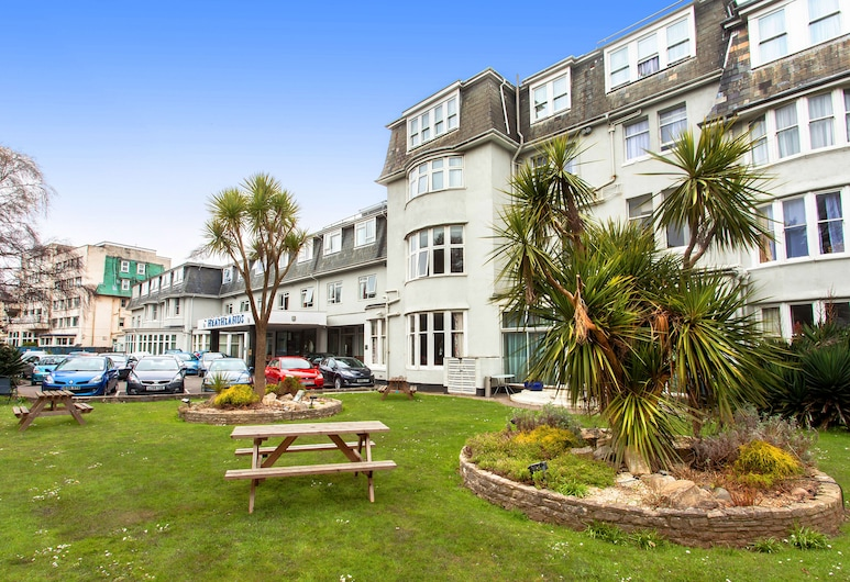 Heathlands Hotel Bournemouth, Bournemouth, Garden