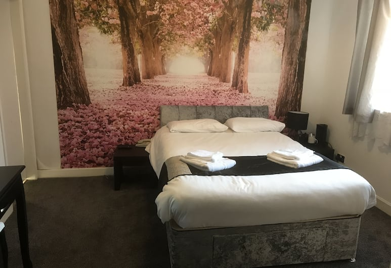 Stoneycroft Hotel, Leicester, Executive King Room, Guest Room
