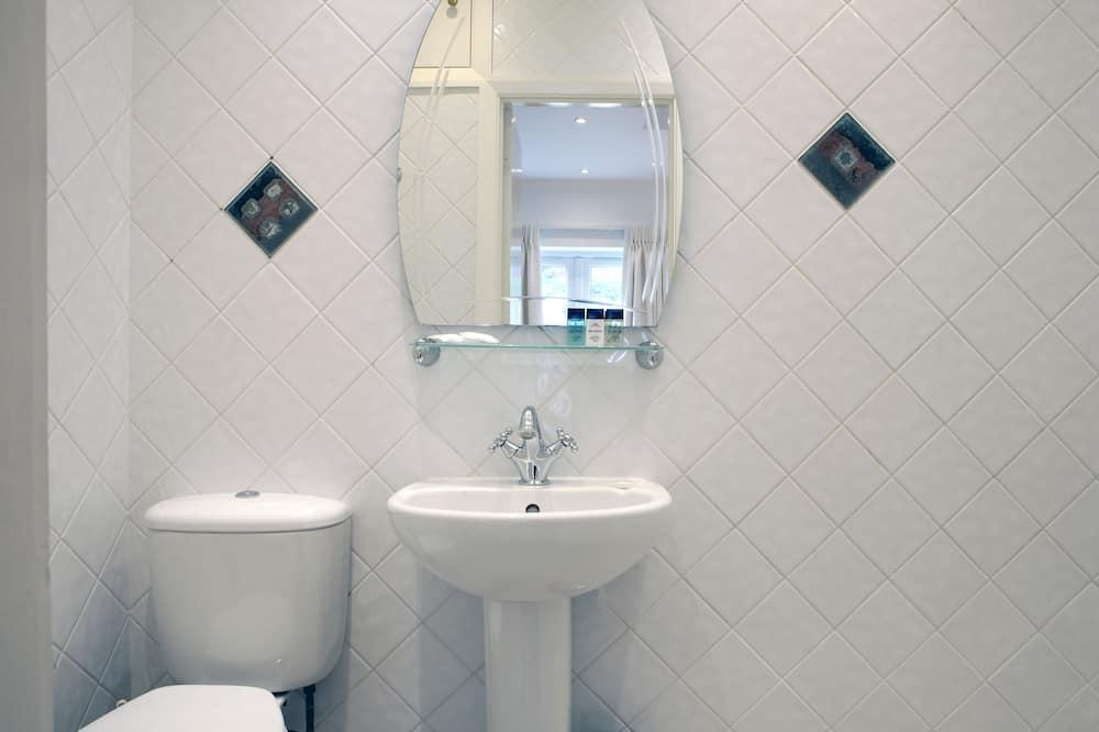 Superior-dobbeltværelse - havudsigt - Badeværelse