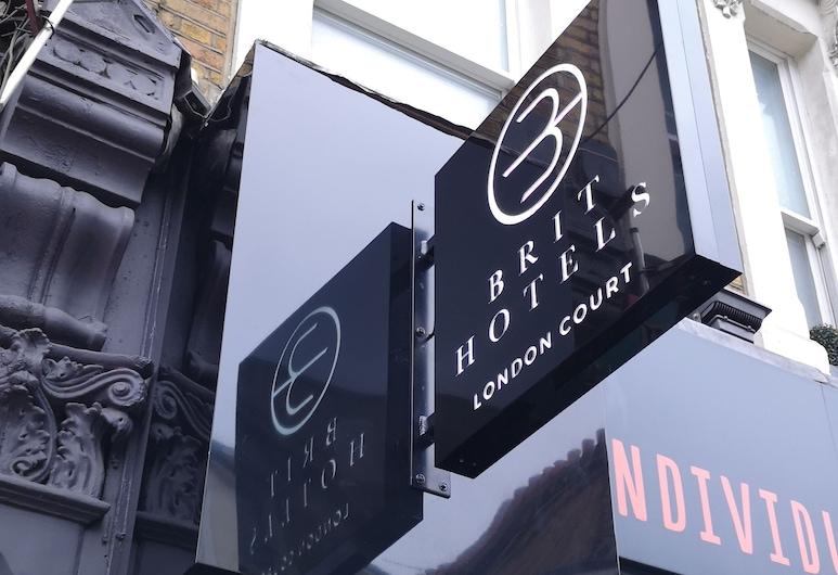 Brit Hotels London Court, London