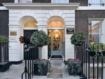 倫敦斯湯頓酒店的圖片