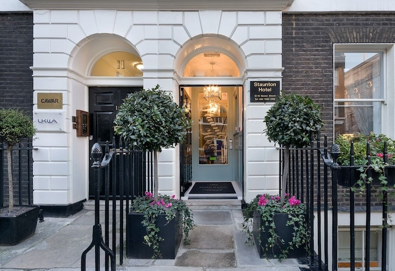 Staunton Hotel, London