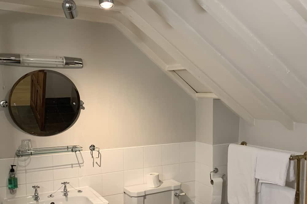 이그제큐티브 더블룸 - 욕실