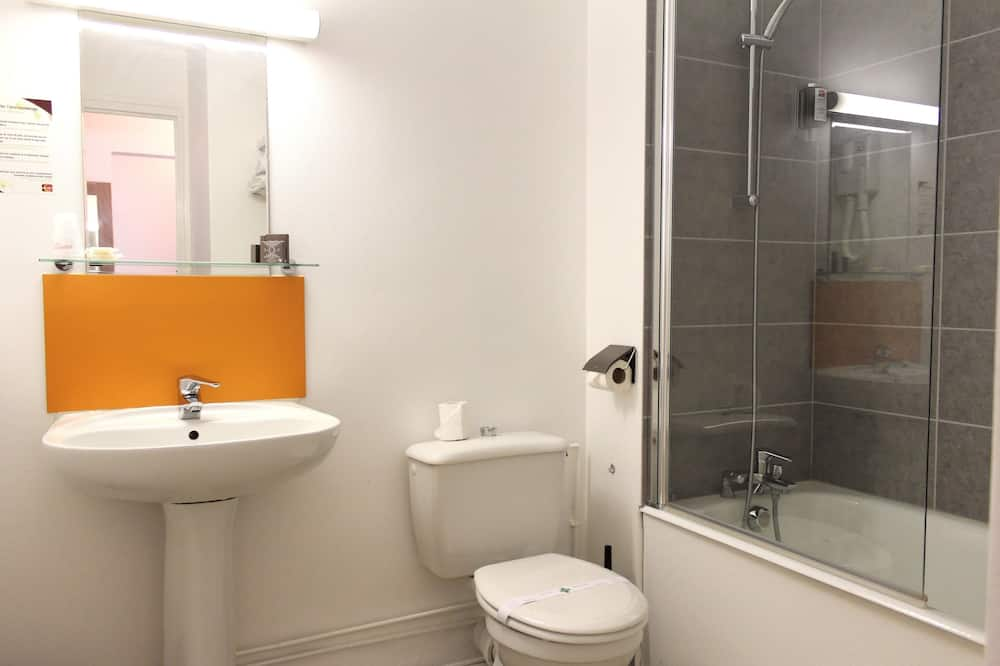 Comfort Twin Room - Bilik mandi