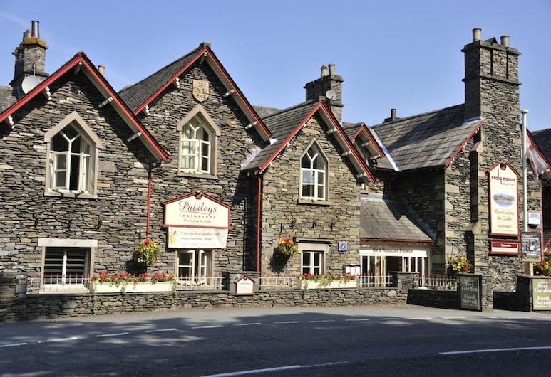 Craig Manor Hotel, Windermere, Hotellfasad