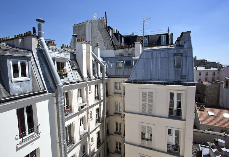 Hipotel Paris Voltaire Bastille, Paris, View from Hotel