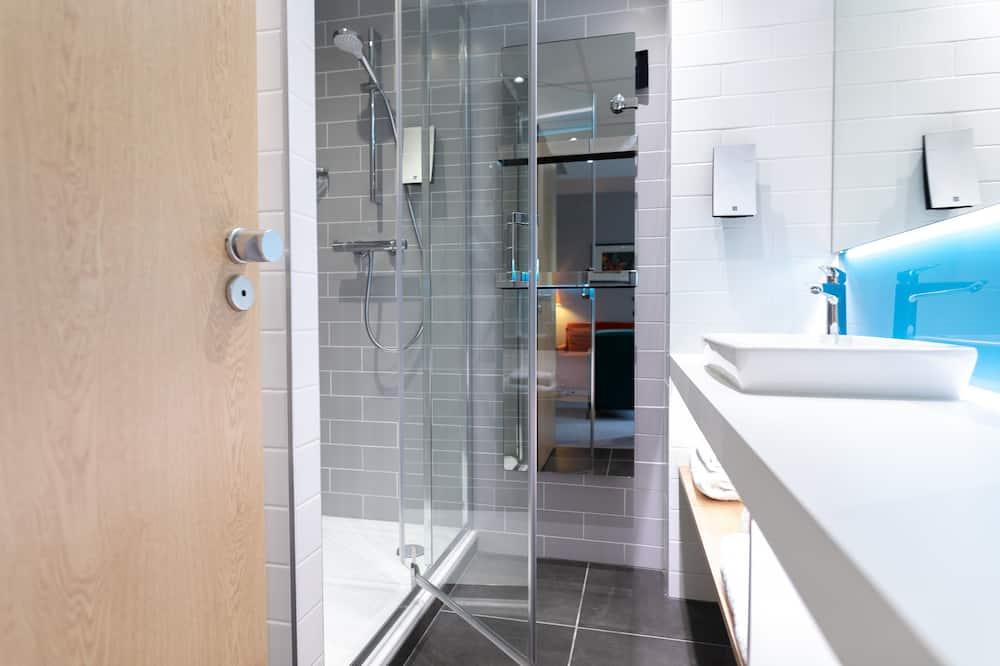 客房, 1 張標準雙人床, 無障礙, 非吸煙房 (Wheelchair) - 浴室