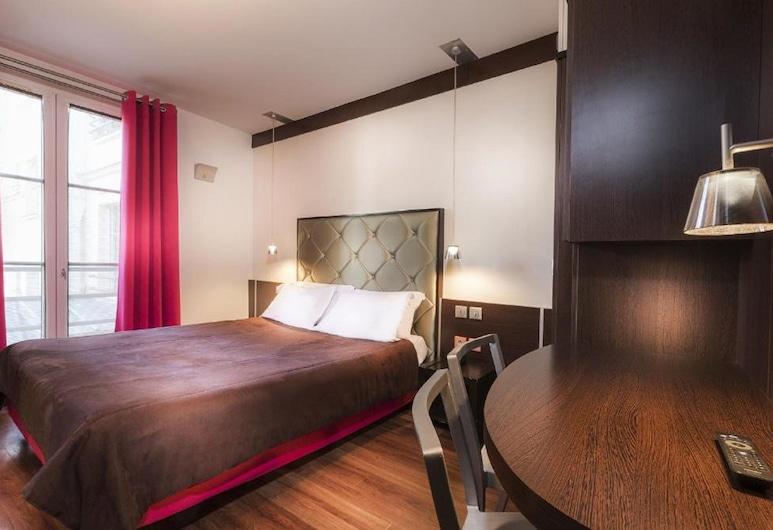 杜帕爾克酒店, 巴黎