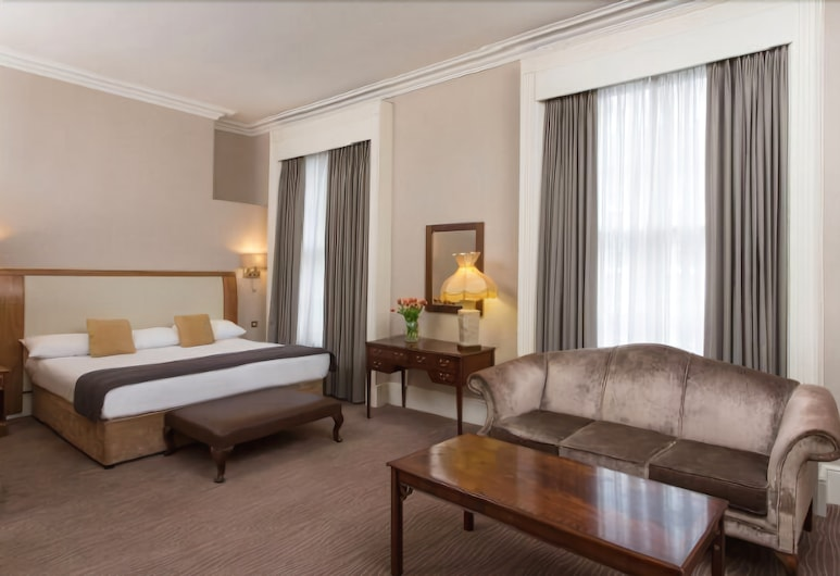 Albany House, Dublin, Executive King Room, Guest Room