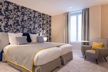 Paris bölgesindeki Hotel Le Mareuil resmi
