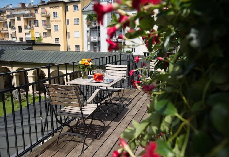 Hotel Amadeus, Salisburgo, Terrazza/Patio