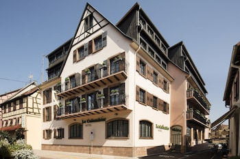Picture of Hôtel Le Colombier in Obernai