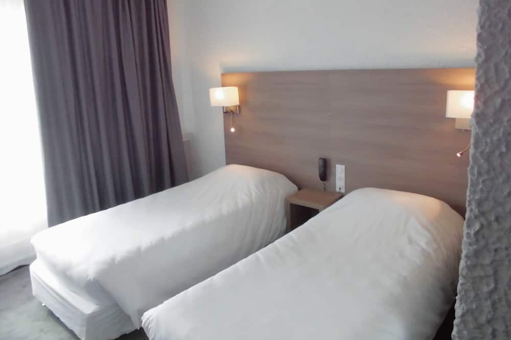 Dvivietis kambarys (2 viengulės lovos), 2 viengulės lovos, Nerūkantiesiems - Svečių kambarys