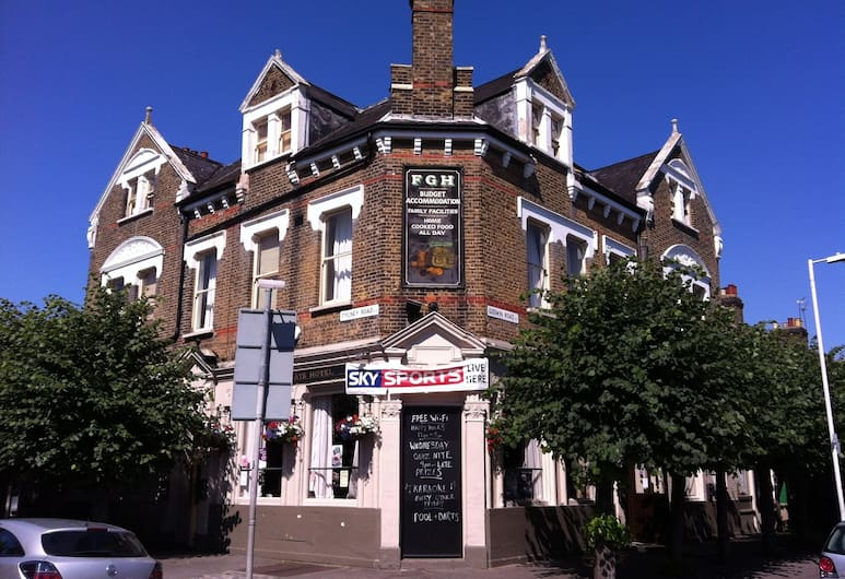 Forest Gate Hotel, London
