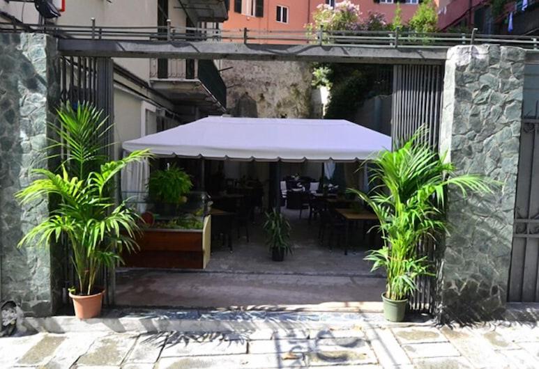 Hotel Acquaverde, Genova, Ingresso hotel