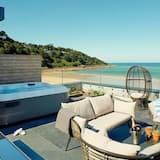 Luxusná vila, 3 spálne, výhľad na oceán, v blízkosti pláže - Balkón