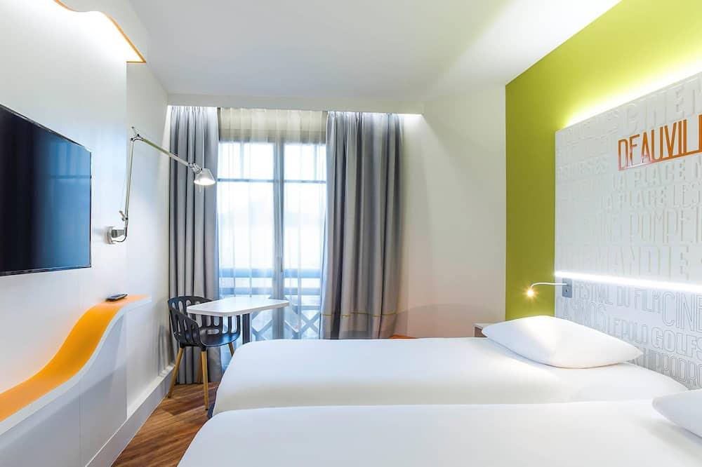 Chambre Standard avec lits jumeaux, 2 lits une place - Chambre