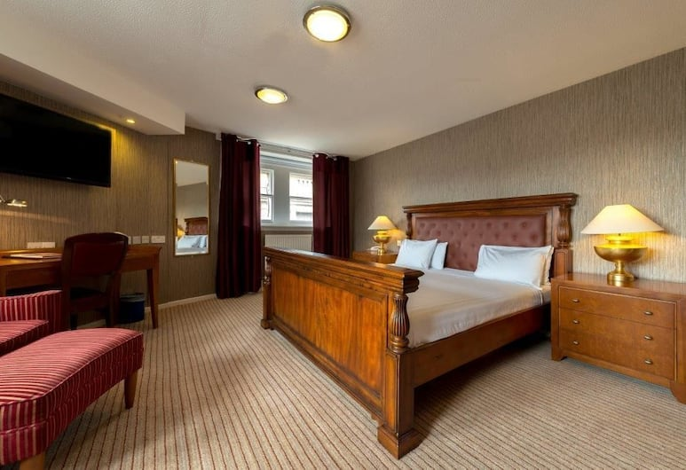 Sir Thomas Hotel, Liverpool, Guest Room