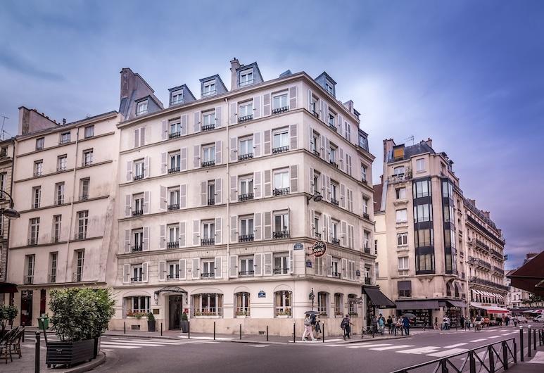 Hôtel Louis 2, Paris, Hotellets front