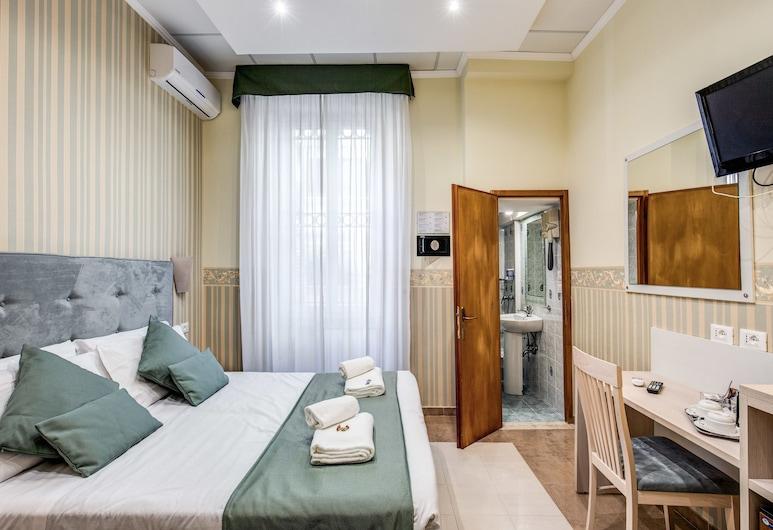 Parker, Roma, Tek Büyük veya İki Ayrı Yataklı Oda, Oda