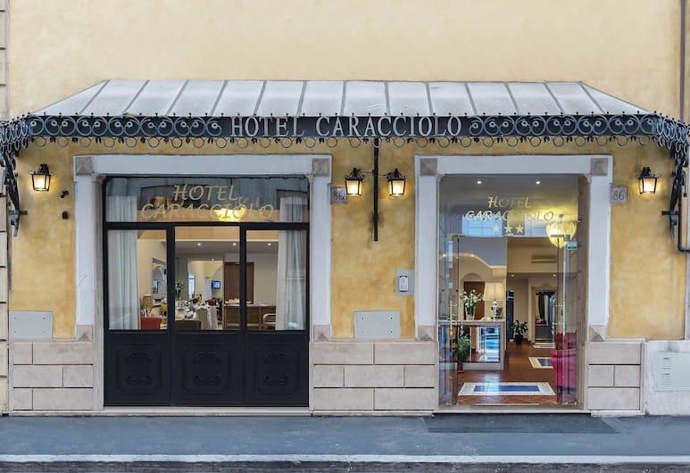卡拉喬洛飯店, 羅馬
