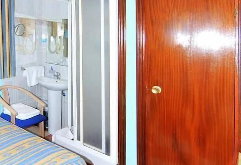 CH 플라자 도르트 룸스 마드리드, 마드리드, 싱글룸, 공용 욕실, 객실