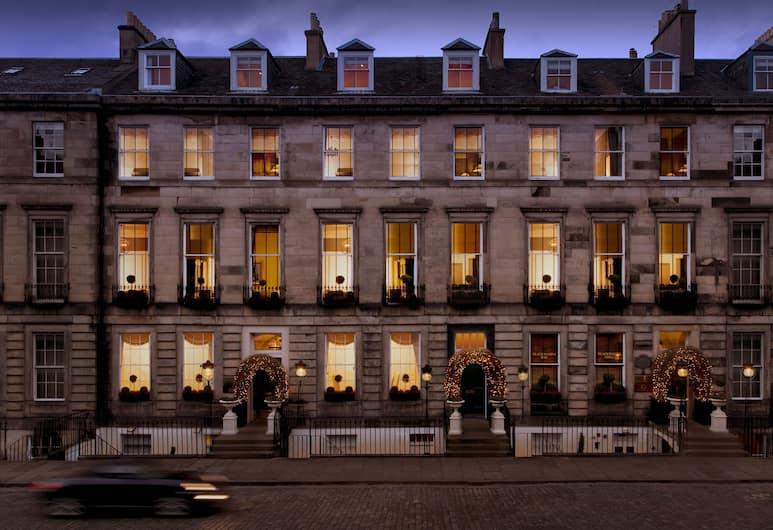 Nira Caledonia, Edinburgh, Hotelfassade