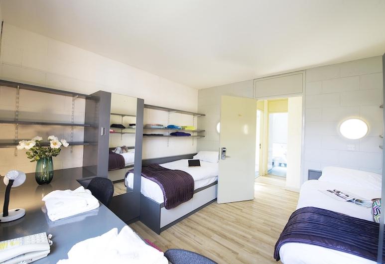 كوريب فيليدج يونيفرسيتي كامبوس أكوموديشن, غالواي, غرفة اقتصادية مزدوجة أو بسريرين منفصلين - بحمام مشترك, غرفة نزلاء