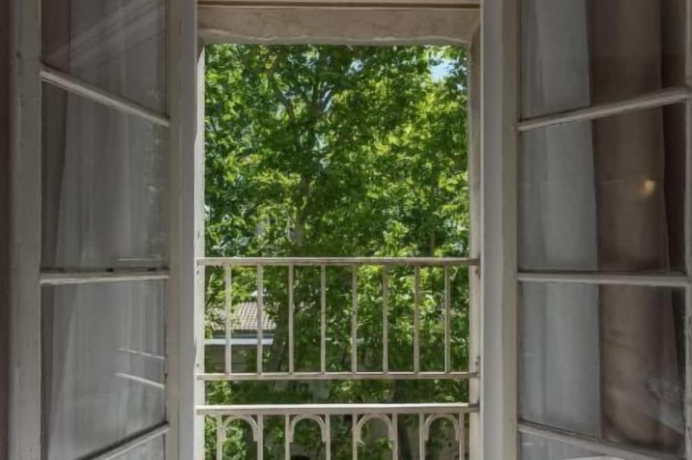 Háromágyas szoba - Erkély