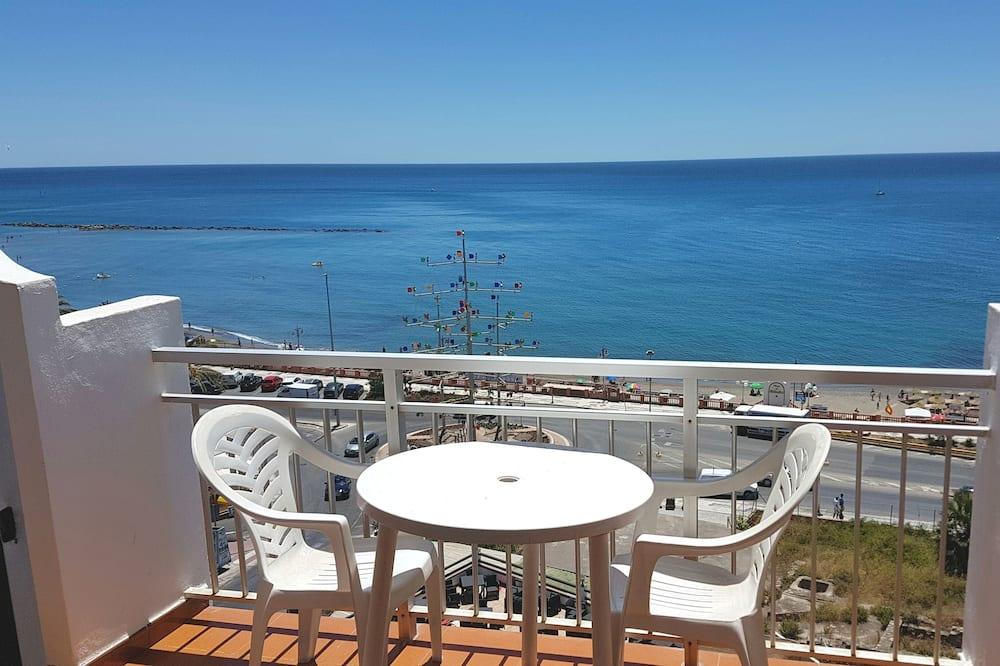 Studiolejlighed - terrasse - havudsigt - Altan