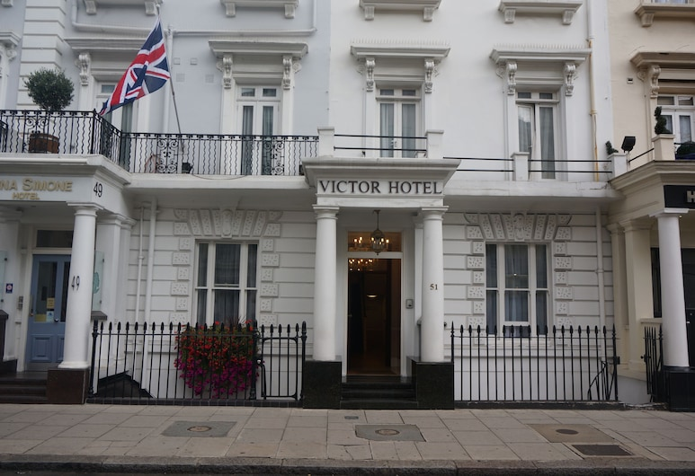 Victor Hotel London Victoria, Londýn