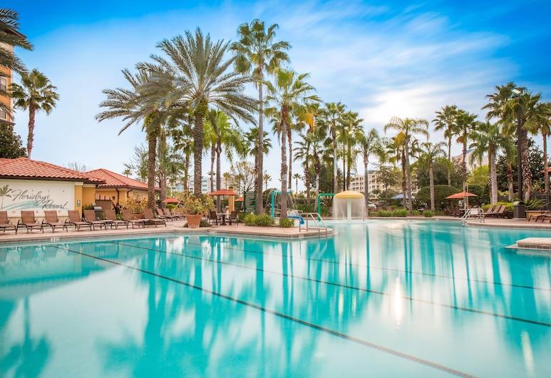 Floridays Resort Orlando, Orlando, Kolam Terbuka