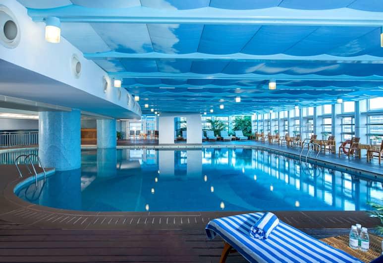 ShenzhenAir International Hotel, Shenzhen, Закрытый бассейн