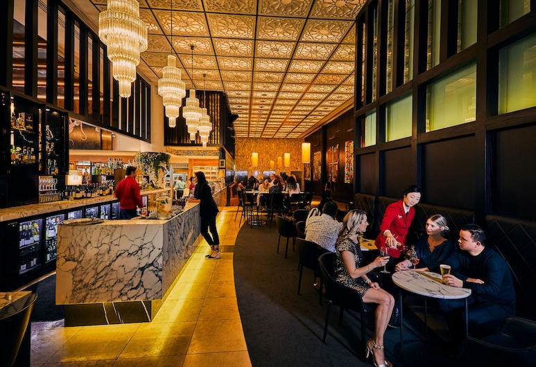 The Grand by SkyCity, Auckland, Hotellbar