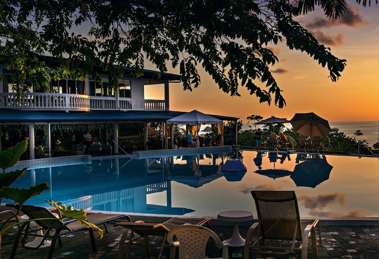 Cristal Ballena Boutique Hotel & Spa, Ballena, Outdoor Pool