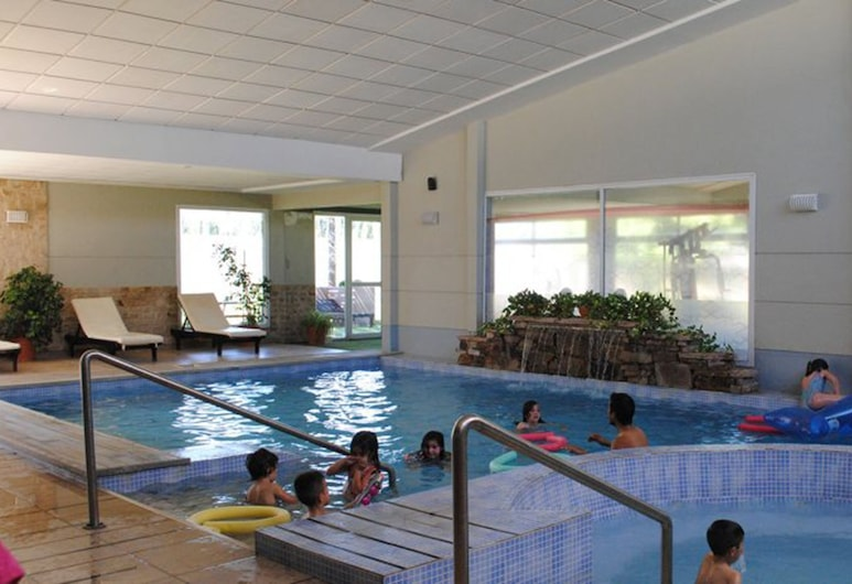 Hotel Malargüe Inn & Suites - Spa Casino, Malargüe, Bañera de hidromasaje cubierta