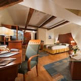 Superior Single Room - Oturma Alanı
