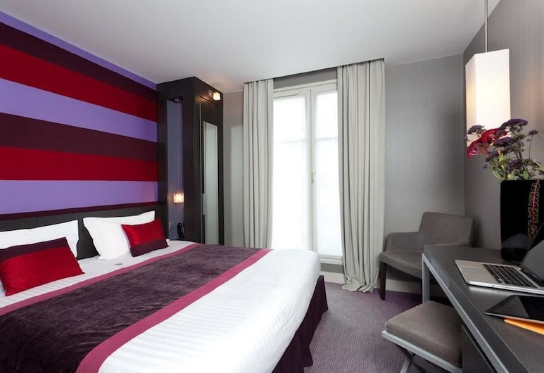 Le Marceau Bastille, Paris, Doppel- oder Zweibettzimmer, Ausblick vom Zimmer